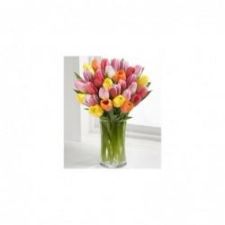 Bouquet Lilium Variado (sin Jarrón)